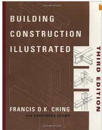 Francis DK Ching building construction - Ultimate List of ARE Study Material for the Architecture Registration Exam