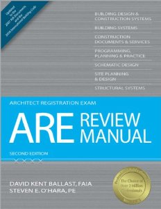 ARE Review Manual Ballast