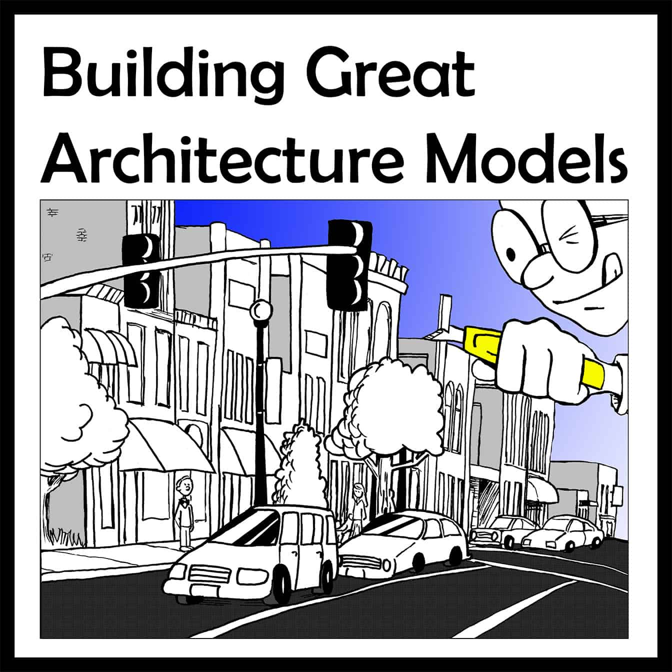 building great architecture models young architect