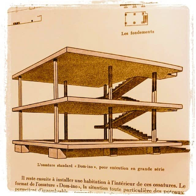 LeCorbusier Domino House