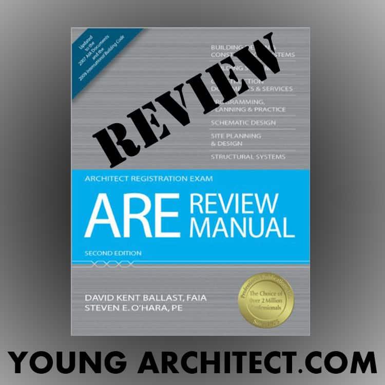 Ballast Architect Registration Exam Review Manual