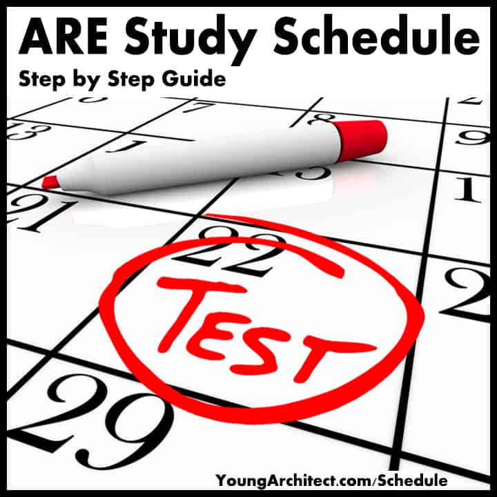 ARE Study Schedule