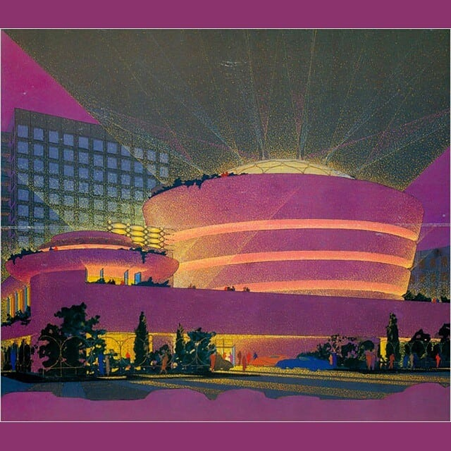 Future Guggenheim design