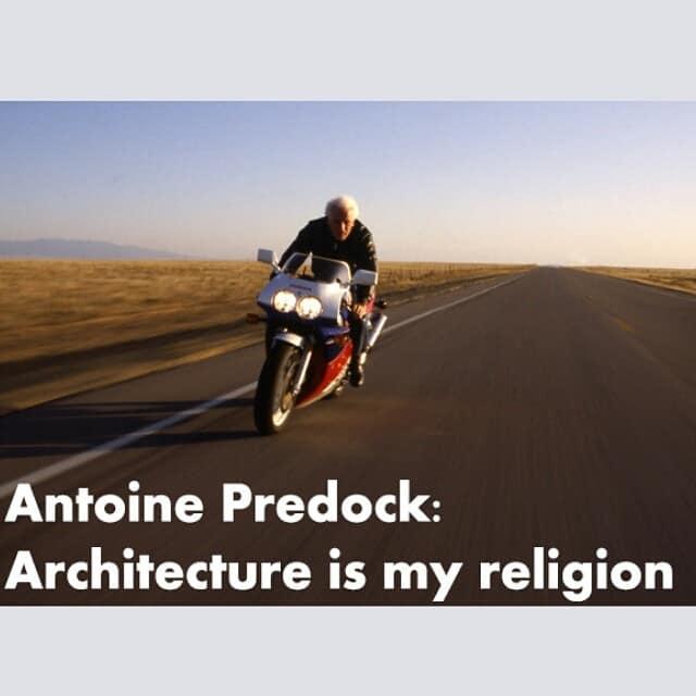 Antoine Predock - Architecture symbol