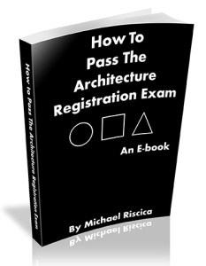 How To Pass The Architecture Registration Exam