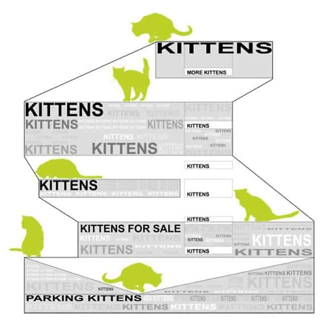 The Seattle Kitten Library meme