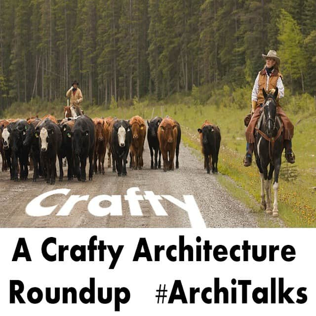 New blog post poster on youngarchitect.com