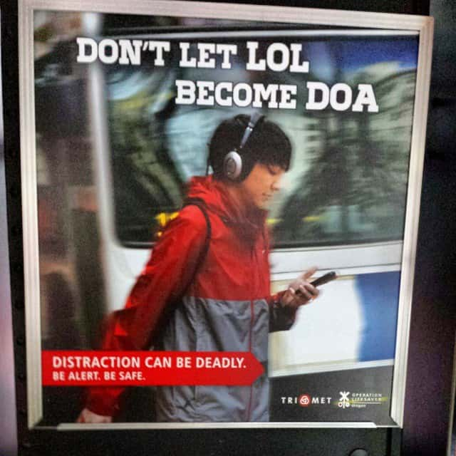 Don't Let LOL become DOA