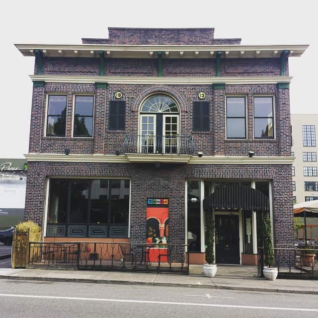 Old fire station in Portland