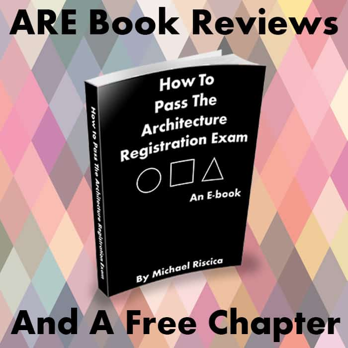 How to Pass the Architecture Registration Exam book reviews