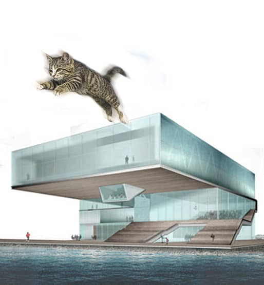 Institute of Catemporary Art - Diller, Scofidio and Renfro