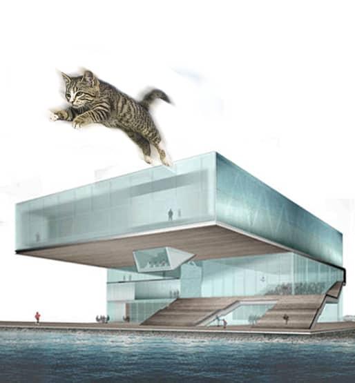 Institute of Catemporary Art - Diller, Scofidio and Renfro
