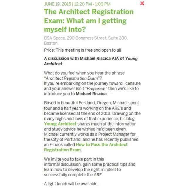 Question posted on Yahoo about becoming an Architect