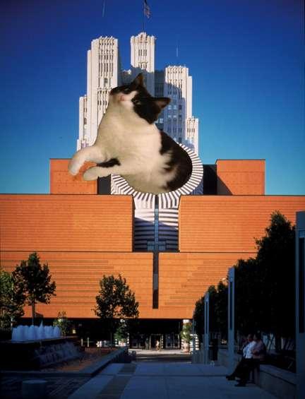 Mario Botta's SF MeOwMA