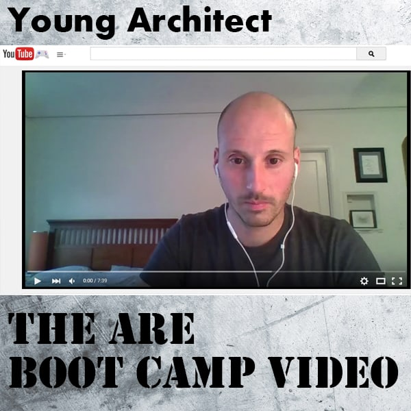 The ARE Boot Camp