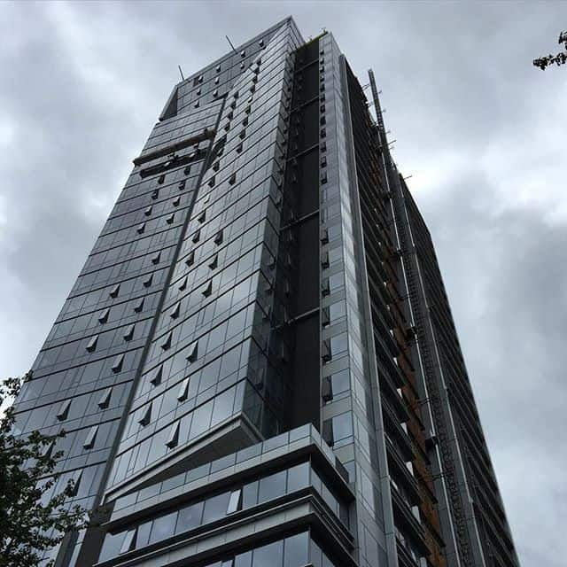 Tall building in Portland