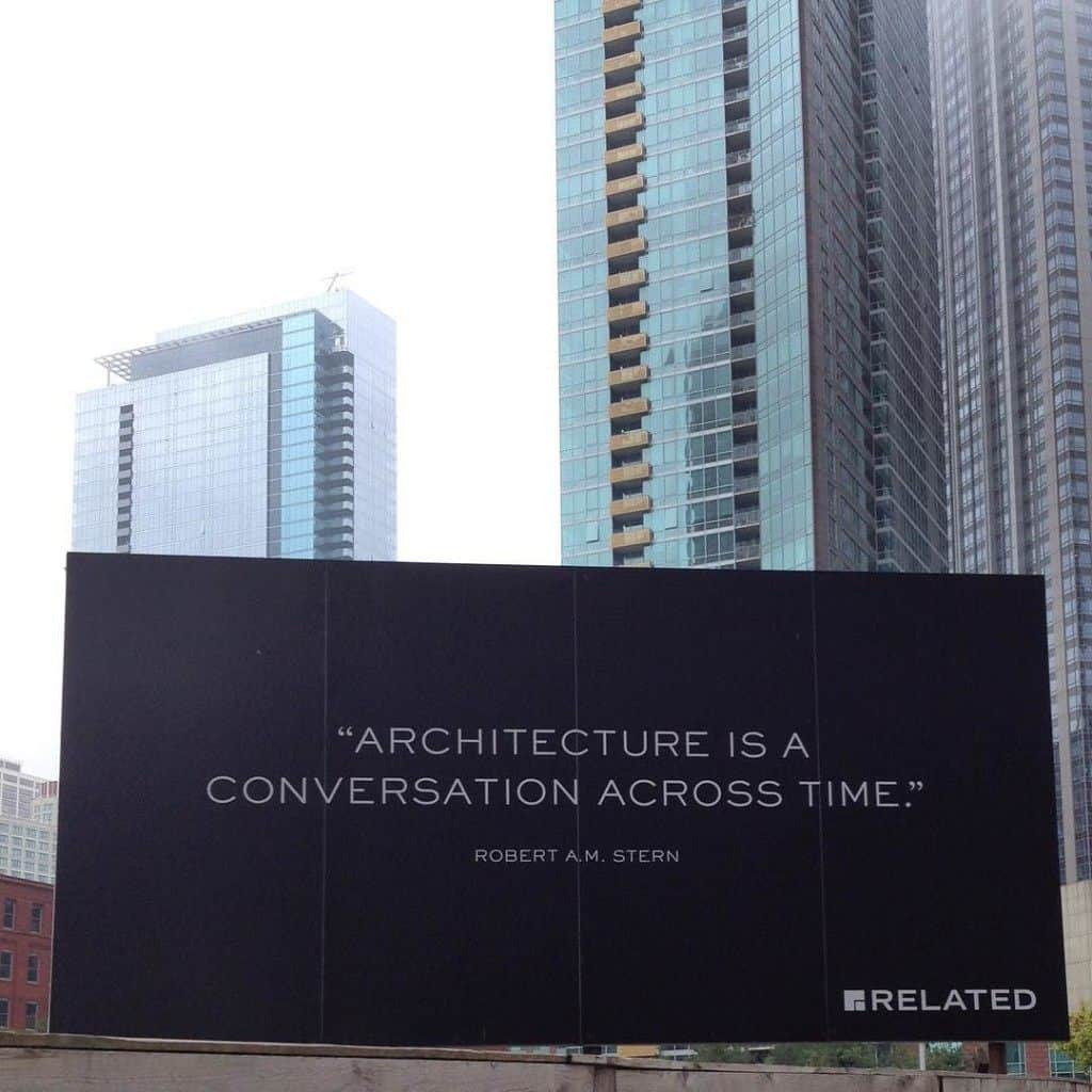 Quote about architecture by Robert Stern