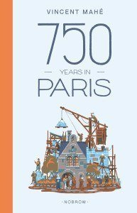 750 years paris
