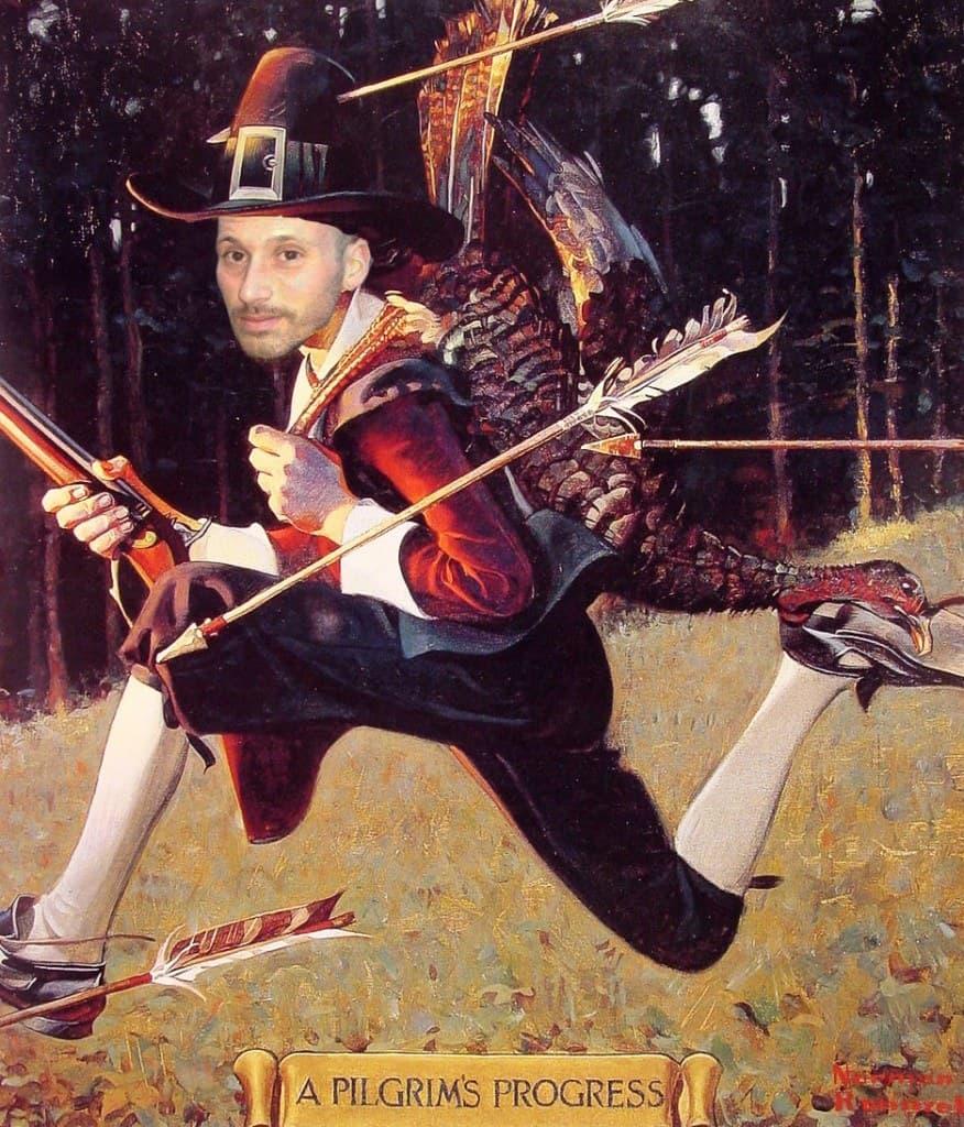MR Pilgrim