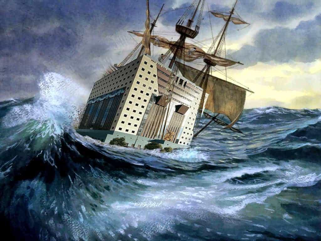 Portlandia Sailing