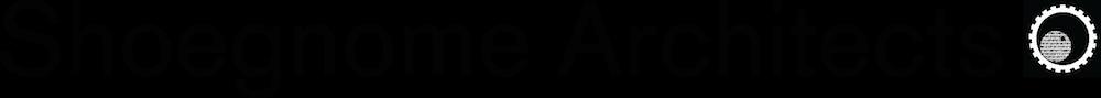 Shoegnome Architects Logo