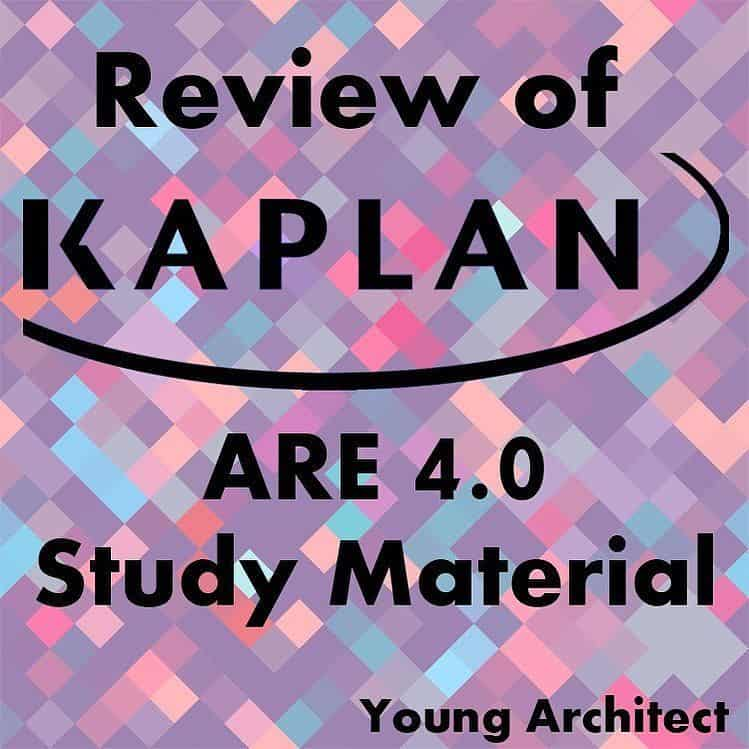 Kaplan ARE 4.0 study material