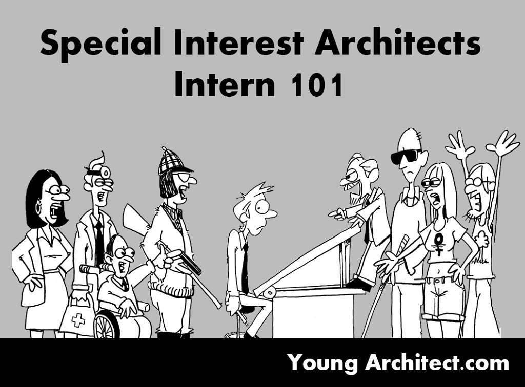Blog post on architecture interns