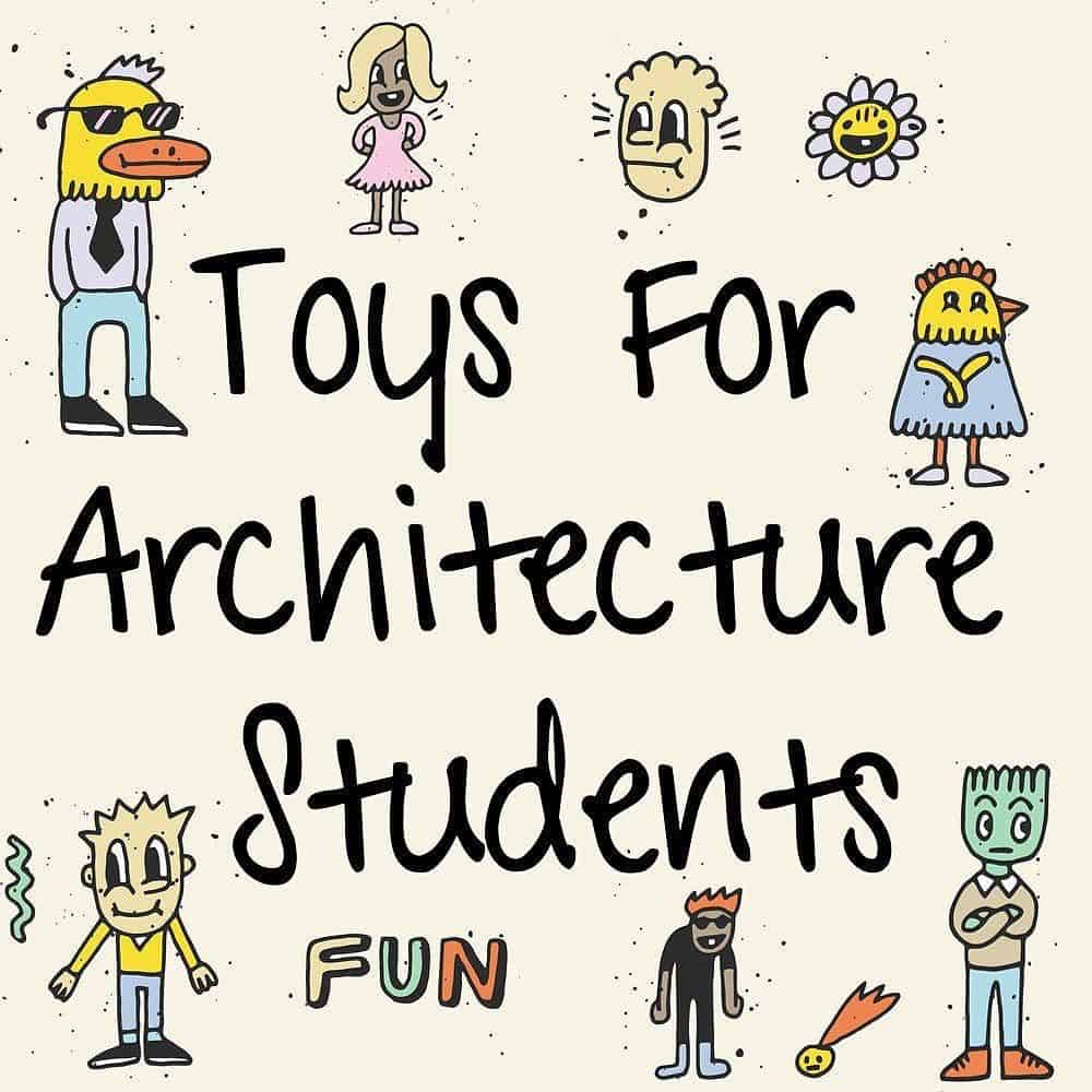 What to buy an architect student