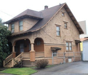 The Old Portland style of Architecture