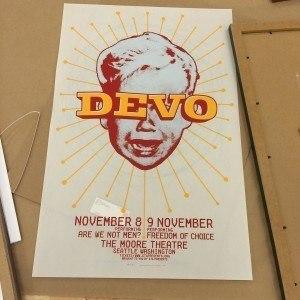 Devo Theater Tickets
