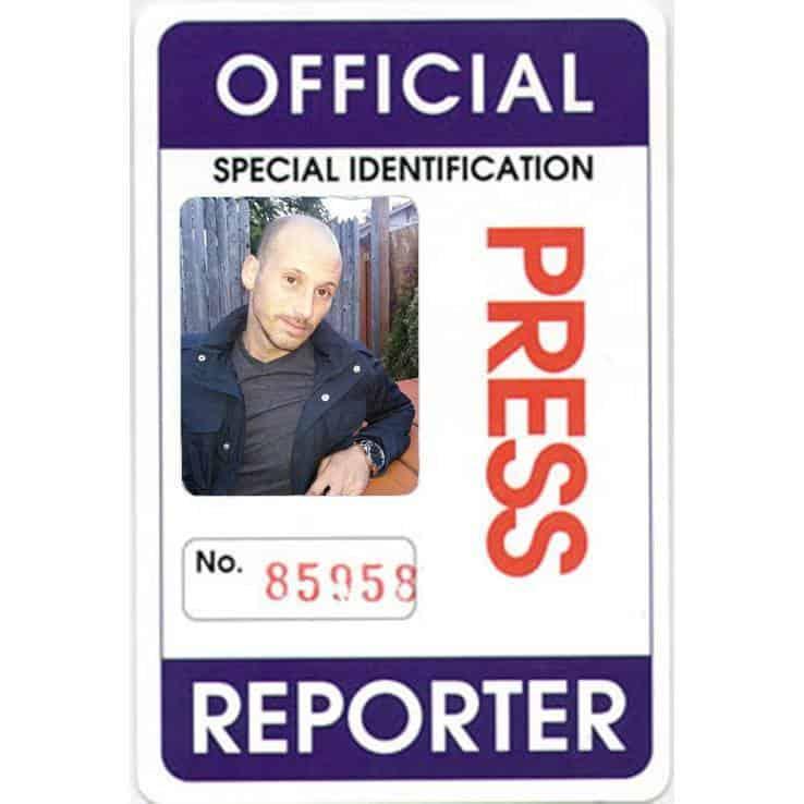 press pass