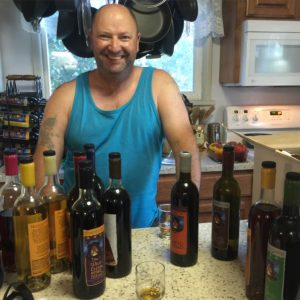 I stayed with Curtis last night and tried every flavor of Mead! He's leaving in 2 weeks to take the transam out to the Oregon coast, then up to catch the Northern Tier and back towards Montana to complete his loop. #warmshowers #greatguy #Transam2016 #Biketouring #Bicycletour #CycleTouring #AdventureByBike #RideYourBike #GetOutAndRide #worldbybike #BikeTour #bikenation #bikewander #bikesofinstagram #Bikepacking #AdventureCycling #DudeRobot #acatransam