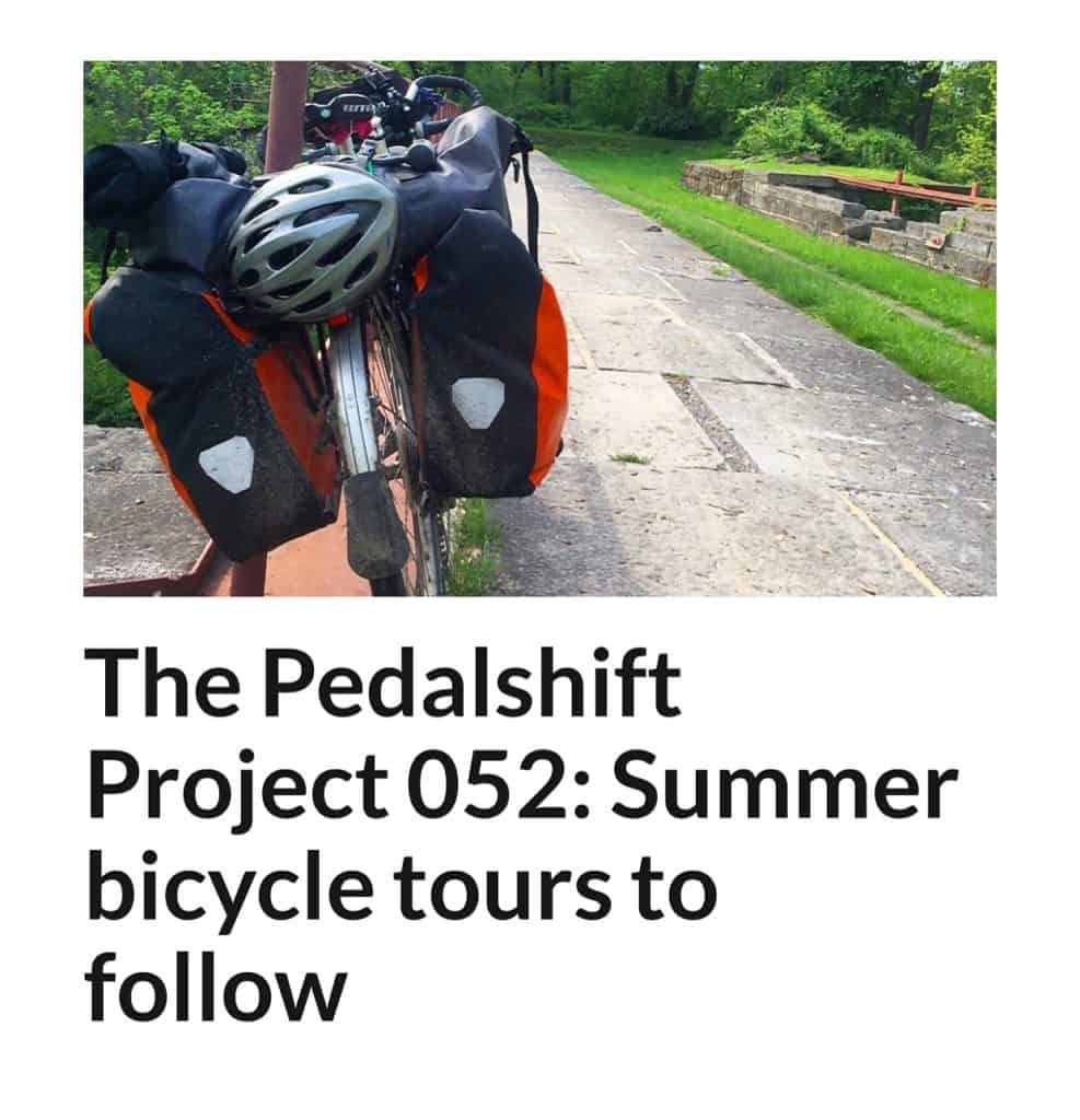 Coast2CoastBikeRide was mentioned at the beginning of PedalShift podcast @pedalshift as one of 3 bike touring journals to follow this summer! Visit PedalShift.net and listen to episode 052!!! #transam2016 #bicycletouring #biketouring #bikepacking