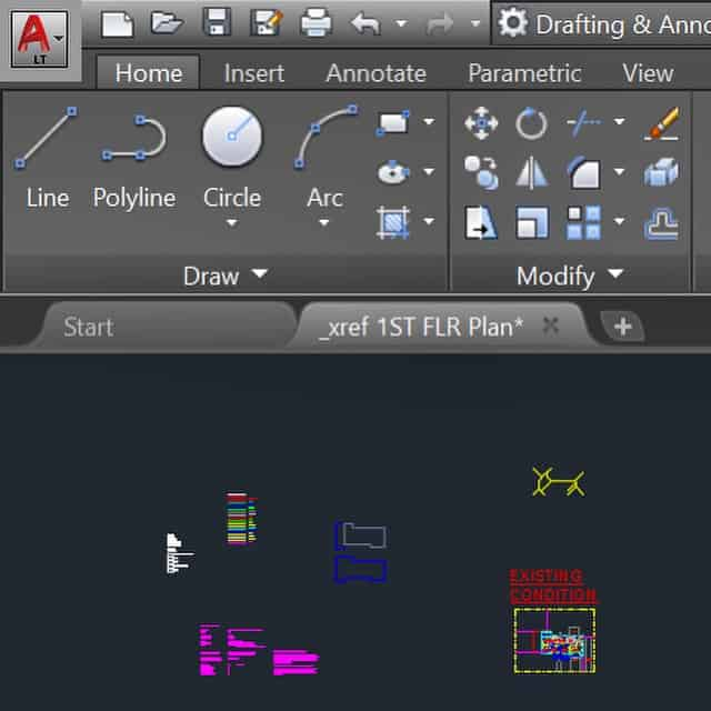 """I started off the day by learning AutoCad """"classic"""" mode isn't supported in AutoCad 2017 and hasn't been for years. #wtf #theribbon #autocad #pumpingCAD #BurnDownThePortlandBuilding #whatanarchitectdoes"""