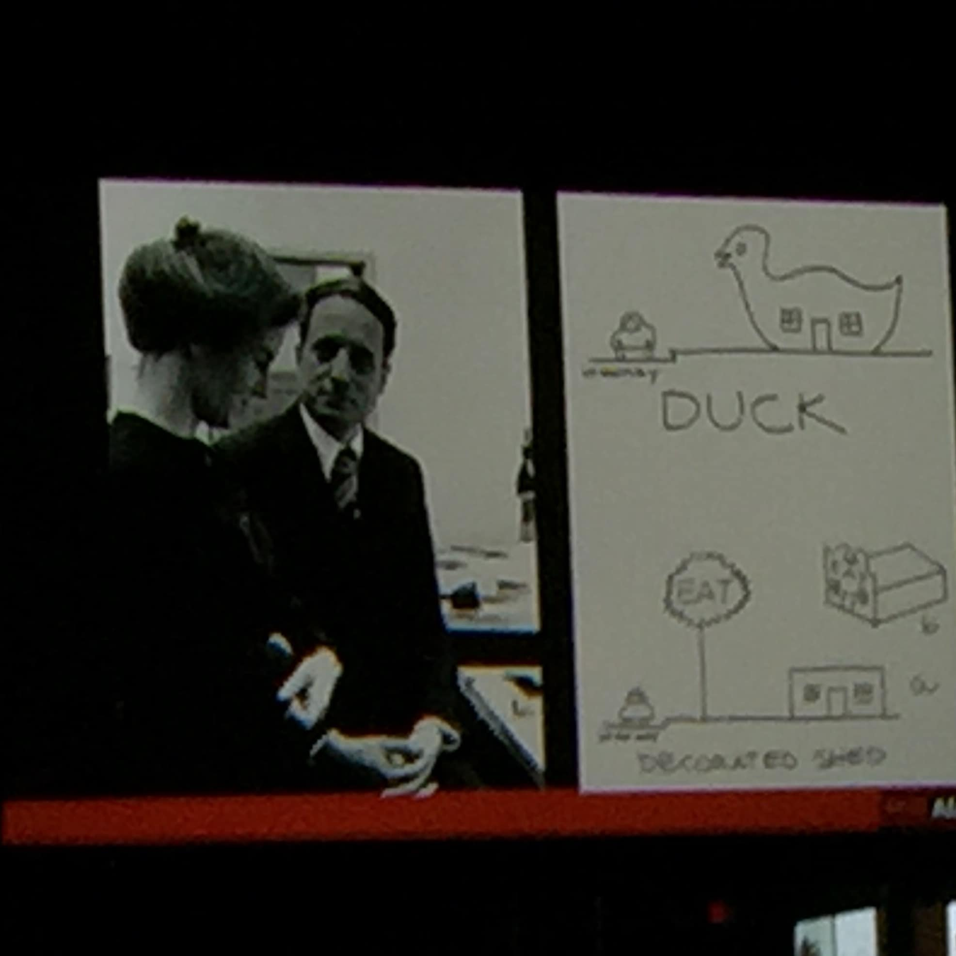 Yes!!!! Shout out to the Long Island Duck!!!! #aiacon16 #longislandduck