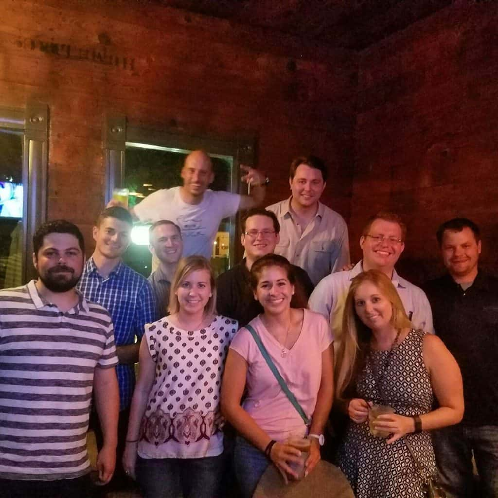 These people and this conference reinvigorated my enthusiasm for architecture, after being on a bike all summer! I love awesome people, conferences and parties more then anything in the world! #backtowork #construct2016 #PartiesInTheUSA