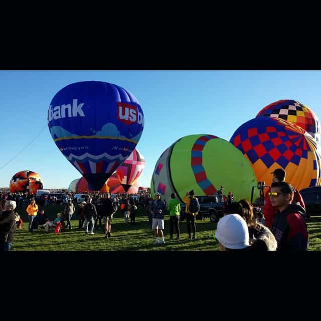 balloon fiesta 2014