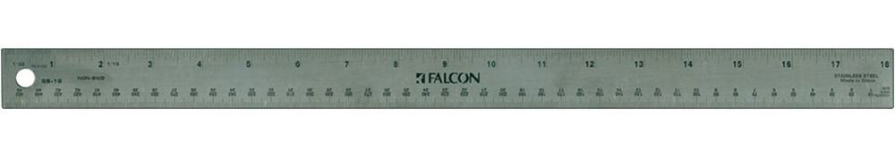 "18"" ruler for building architecture models"