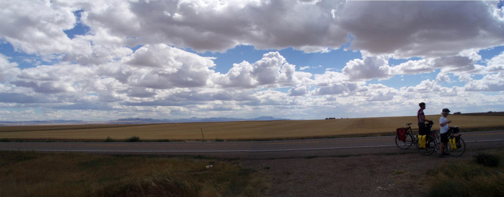 cycling across the great plains