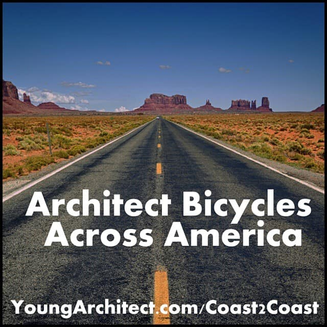 Architect Bicycles Across America