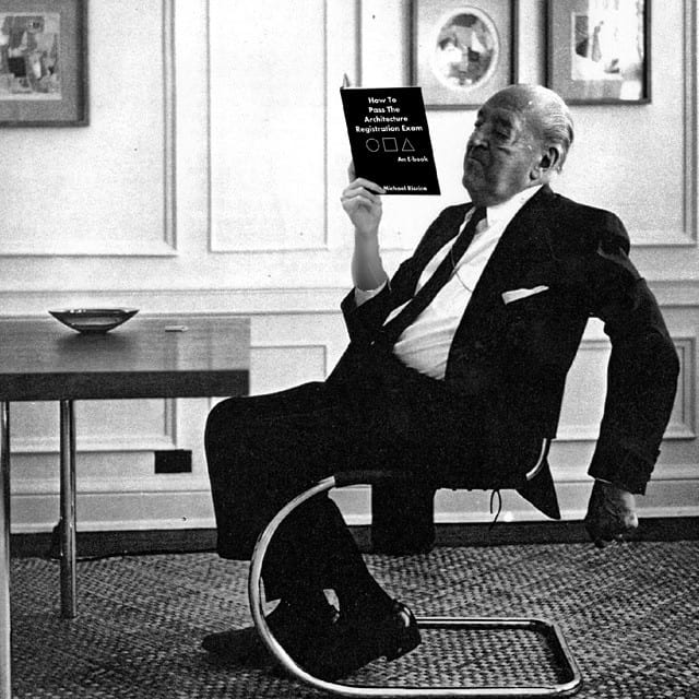Mies and a 2015 book