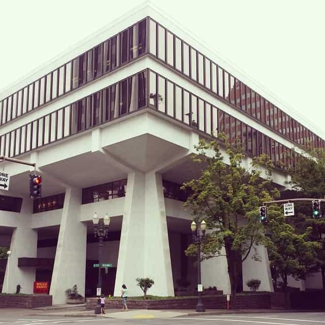 Wells Fargo Portland Oregon