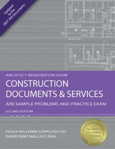 Ballast CDS Book - Ultimate List of ARE Study Material for the Architecture Registration Exam