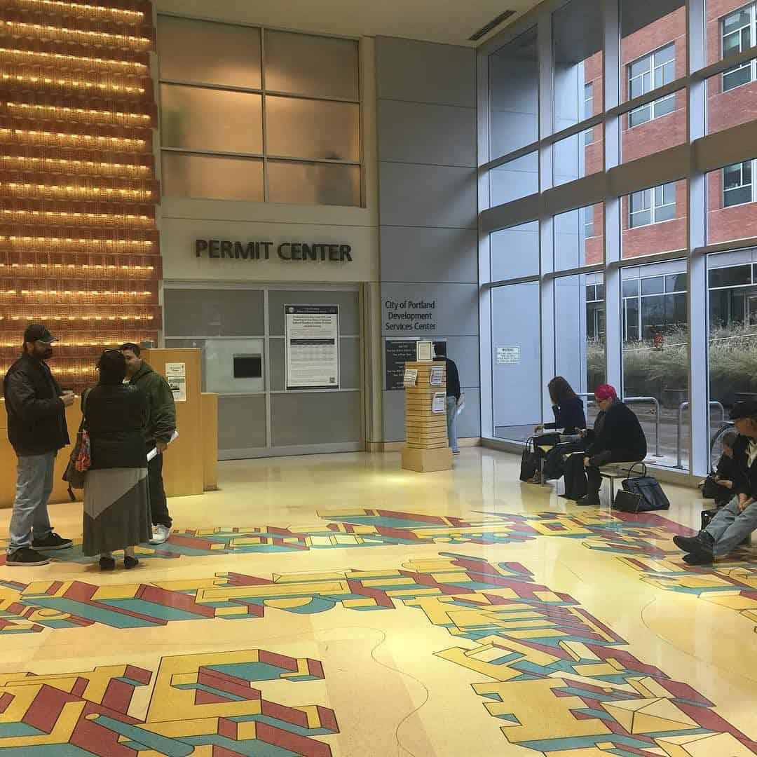 Portland Permit Center