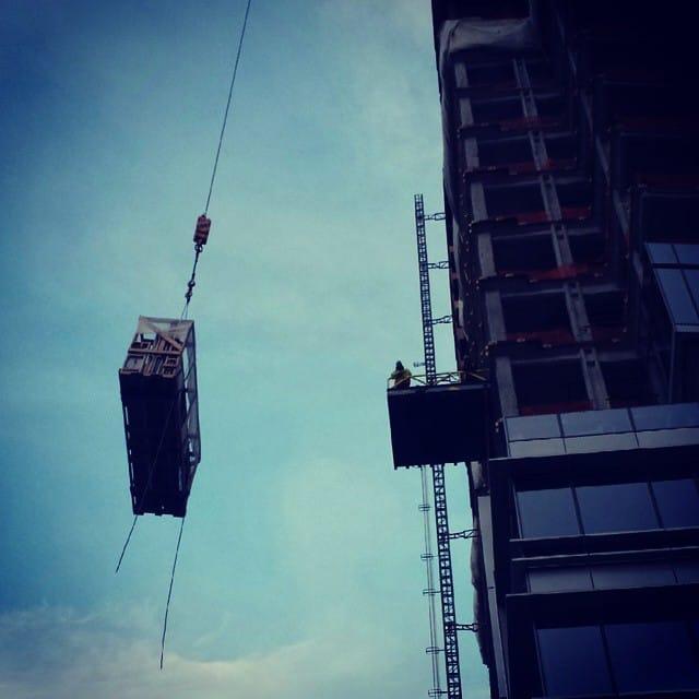 Building a skyscraper in Portland