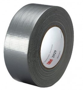 Picture of duct tape for Architecture model building