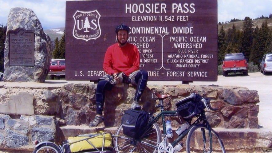Architect Bicycles Across America