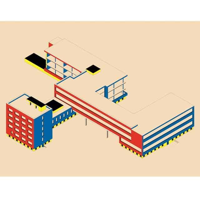 Future Bauhaus design