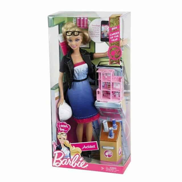 Un-boxed doll