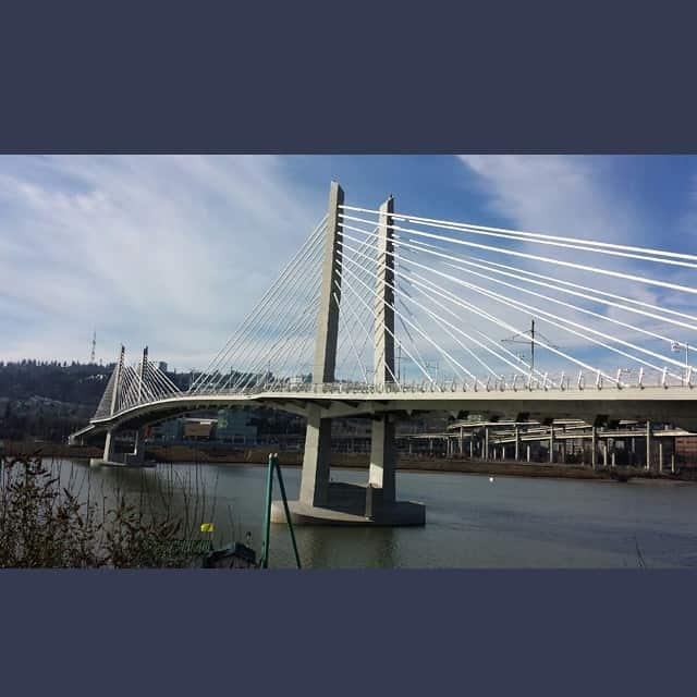 New Portland Bridge
